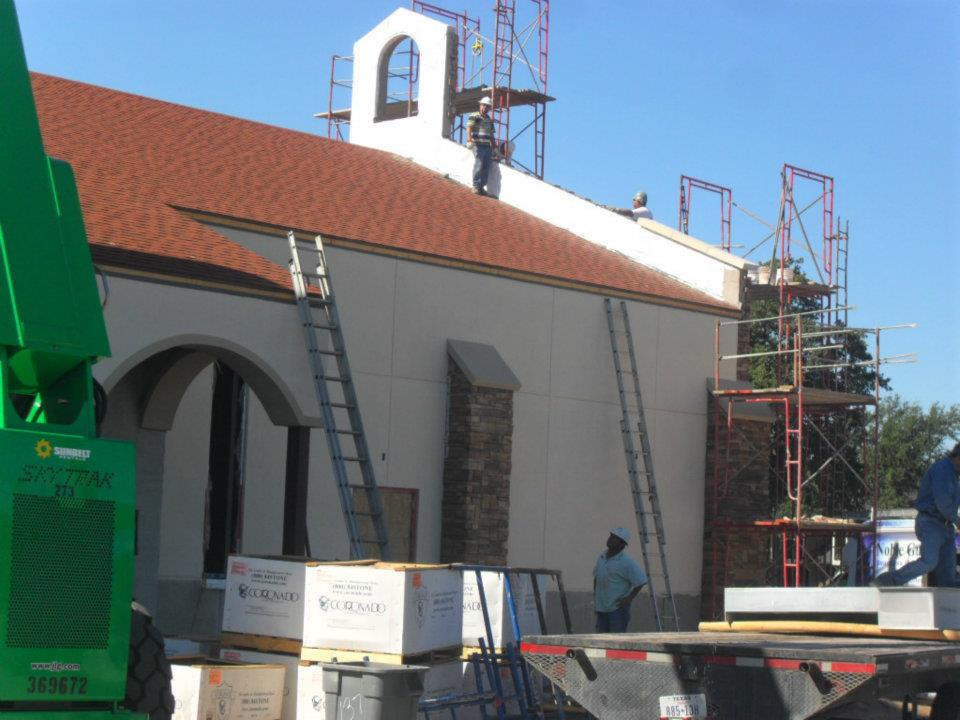 Building Christ Foundry